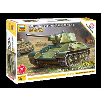 Советский танк Т-34/76