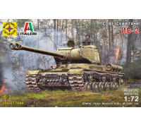 Советский танк ИС-2 (1:72)