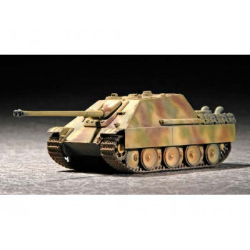 07241 Немецкая САУ Jagdpanther (1:72, Trumpeter) от Trumpeter