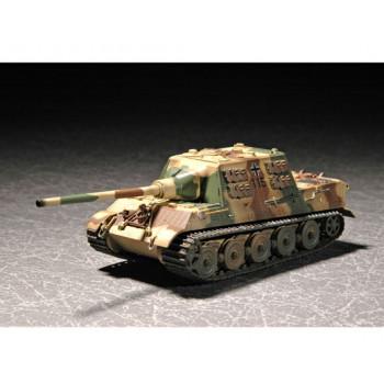 07293 Немецкий танк Sd.Kfz. 186 Jagdtiger w (1:72, Trumpeter) от Trumpeter