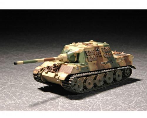 07293 Немецкий танк Sd.Kfz. 186 Jagdtiger w (1:72, Trumpeter)