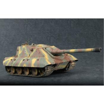 07122 Немецкая САУ Jagdpanzer E-100 (1:72, Trumpeter) от Trumpeter