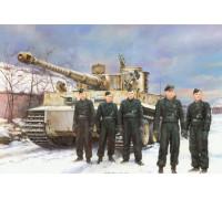 7575 Pz Kpfw VI Тигр тяжелый танк ранний М. Виттмана