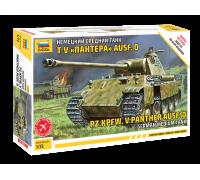 "Немецкий танк Т-V ""Пантера"""
