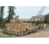 ТАНК Pz.Kpfw.IV Ausf.H