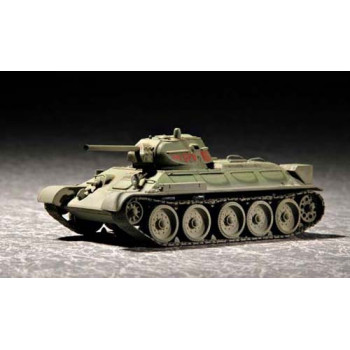 07206 Советский танк T-34/76 1942 (1:72, Trumpeter) от Trumpeter