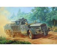 Бронеавтомобиль VOMAG 7 or 660 mit 8,8 cm Flak