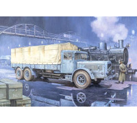 Военный грузовик Vomag 8 LR Lkw
