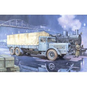 Rod738 Военный грузовик Vomag 8 LR Lkw