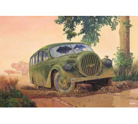 "Автобус Blitzbus Ludewig ""Aero"" (WWII service)<br />"