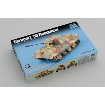 07124 German E-50 Flakpanzer