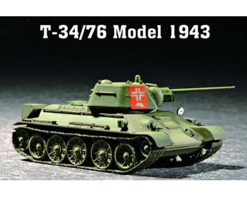 07208 Trumpeter 1/72 T-34/76 Model 1943