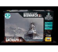 """Немецкий линкор """"Бисмарк"""""""