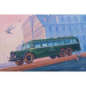 Rod729 Автобус Vomag 7 OR 660 Omnibus