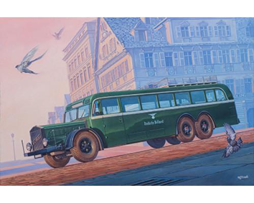 Автобус Vomag 7 OR 660 Omnibus
