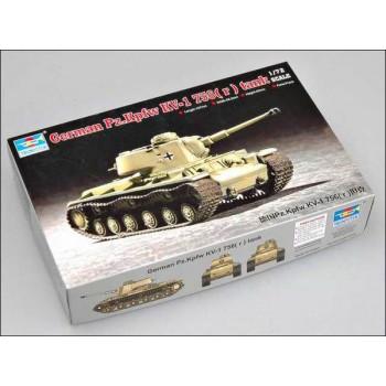 07265 German Pz.Kpfw.KV-1 756(r) Tank