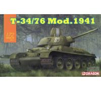 Т-34-76 модификация 1941