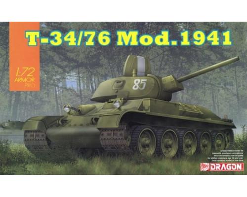 7590 Т-34-76 модификация 1941