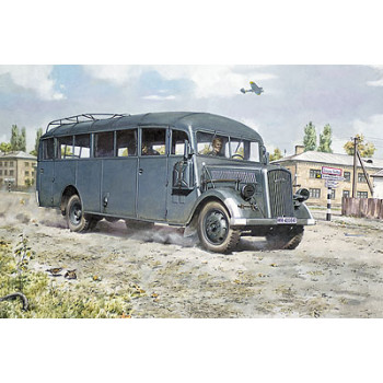 Rod720 Автобус Blitz 3.6-47 type W39 Ludewig
