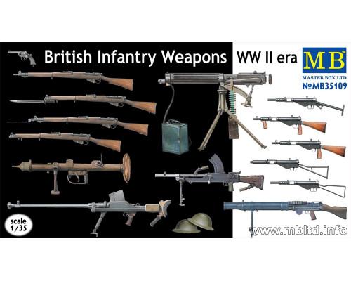 Британское стрелковое оружие 2МВ