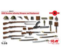 Вооружение и снаряжение пехоты РИА І МВ