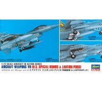 H35012 Hasegawa Набор вооружения Aircraft weapons VII (1:72)