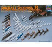 H36002 Hasegawa Боеприпасы Aircraft weapons B (1:48)