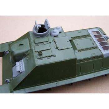 Внешние детали Су-100,Су-85М
