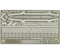 "H72107 Hasegawa Фототравление для броненосца Mikasa (Hasegawa) набор ""basic"" (1:350)"
