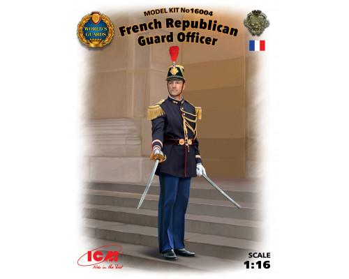 Фигура, Офицер Республиканской гвардии Франции