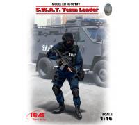 Фигура, Командир группы S.W.A.T.
