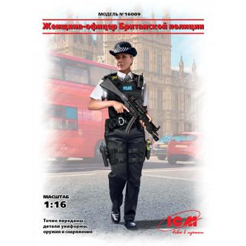 Фигура, Офицер Британской Полиции сборная модель