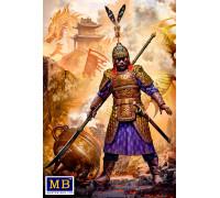 Фигуры, Чжу Юаньчжан. Первый император Китайской империи Мин. Битва за Нанкин, 1356