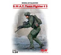 Фигура, Боец группы S.W.A.T. №3