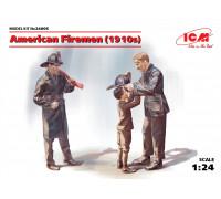 Фигуры, Американские пожарные (1910-е г.г.)