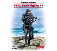 Фигура, Боец группы SEAL №1