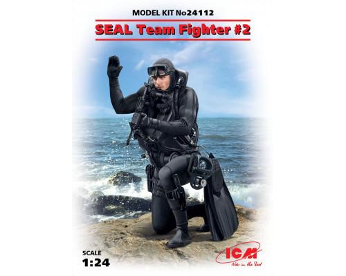 Фигура, Боец группы SEAL №2