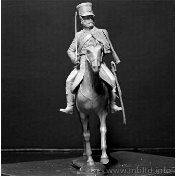 Фигуры Французский гусар, период Наполеоновских войн
