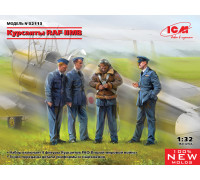 32113 ICM Фигуры, Курсанты RAF II МВ, 1/32
