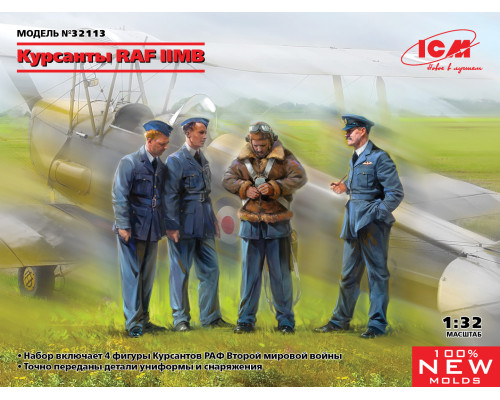 Фигуры, Курсанты RAF II МВ