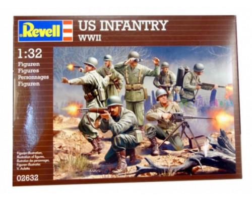 Фигуры Американская пехота, 2-я МВ