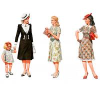 Фигуры Женщины 2МВ