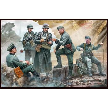 Фигуры, Немецкие военнослужащие, период Второй мировой войны