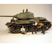 Фигуры Русские танкисты 43-44г.