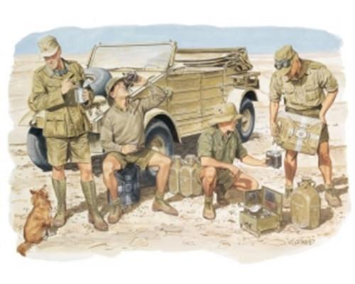Немецкий африканский корпус