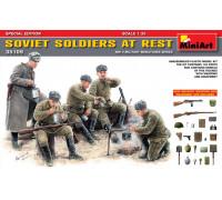 Советские Солдаты На Отдыхе. Специальное издание