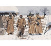 Немецкая пехота зимой