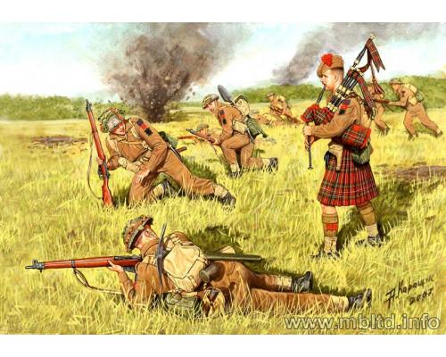 "Фигуры ""Храбрые Шотландцы!"""