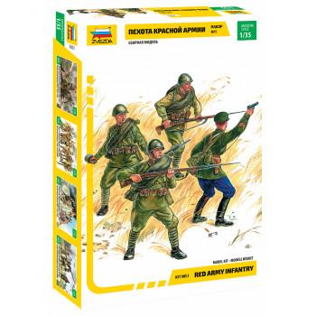 zv3501 Пехота Красной Армии N1