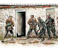 Фигуры Немецкая пехота в Западной Европе. 1944-1945гг